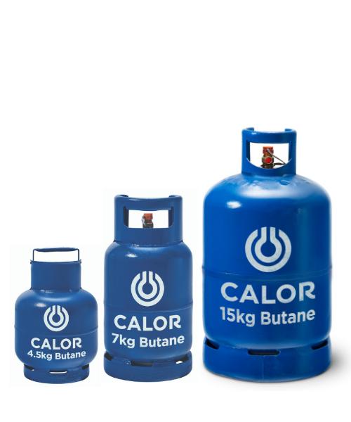 Calor Gas Bottles Butane Salisbury Gas Shop